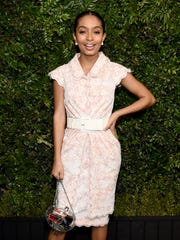 Actress Yara Shahidi was part of watchmaker Fossil's