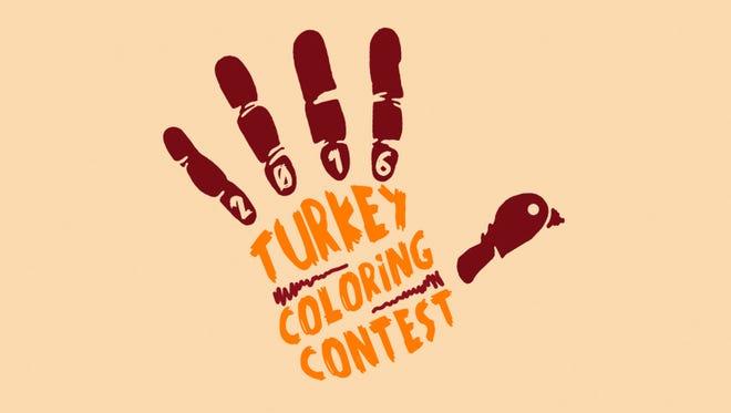 IndyStar Turkey Coloring Contest