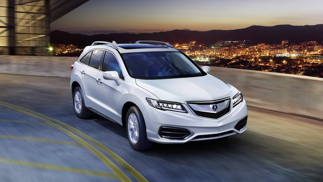 suv review 2017 acura rdx awd. Black Bedroom Furniture Sets. Home Design Ideas