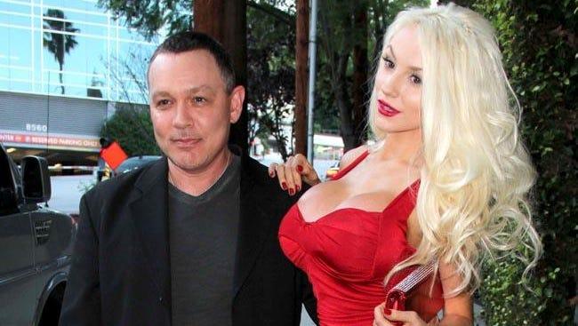 Courtney and Doug.