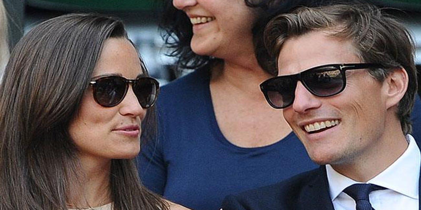e77ee340c5 Pippa Middleton splits from boyfriend