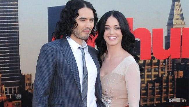 Russell and Katy