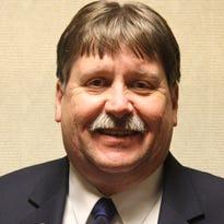 District 2 candidate Rick Harrison