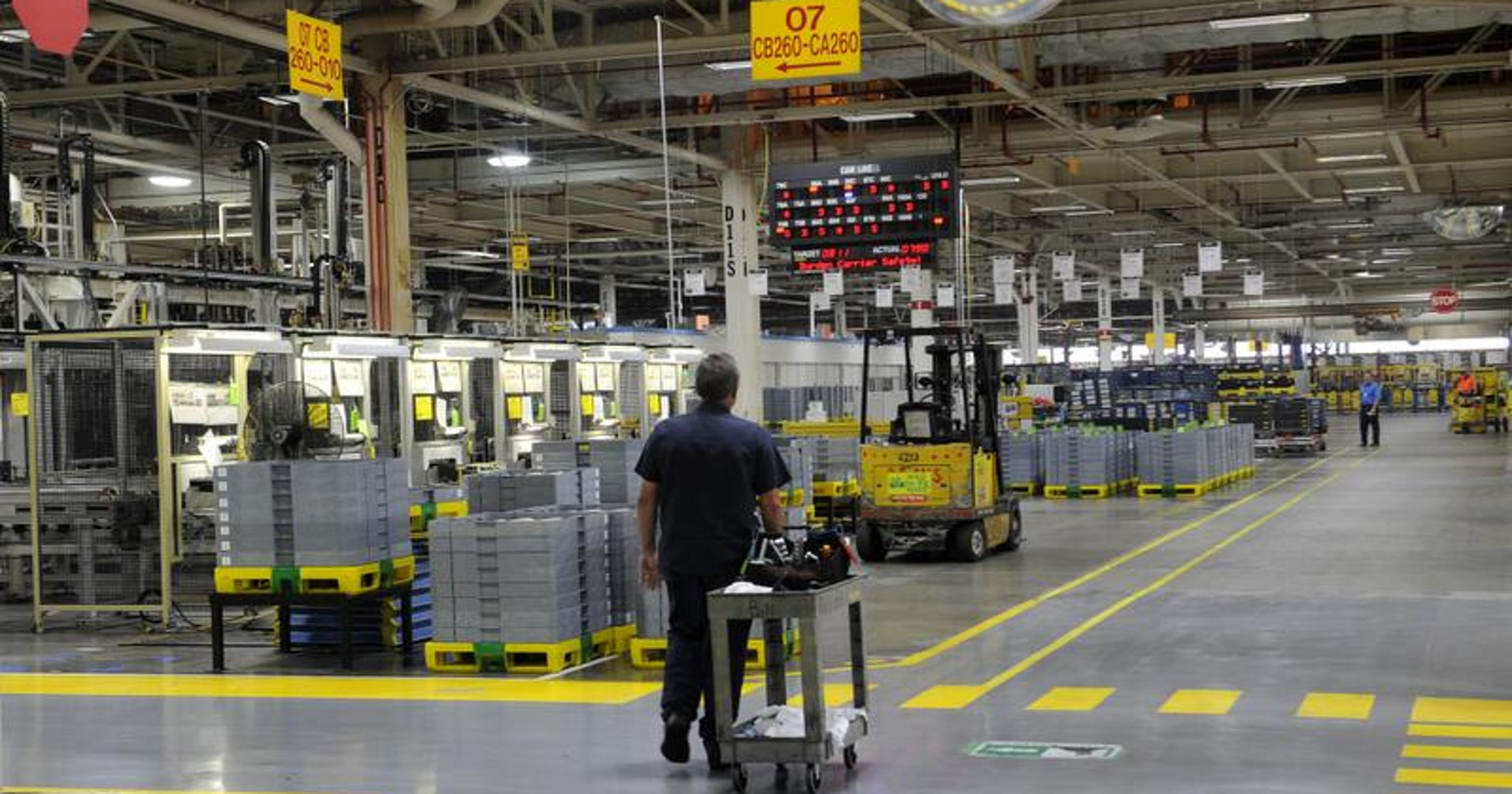 Gm Announces New Engines To Be Built In 4 Countries Ecotec Engine