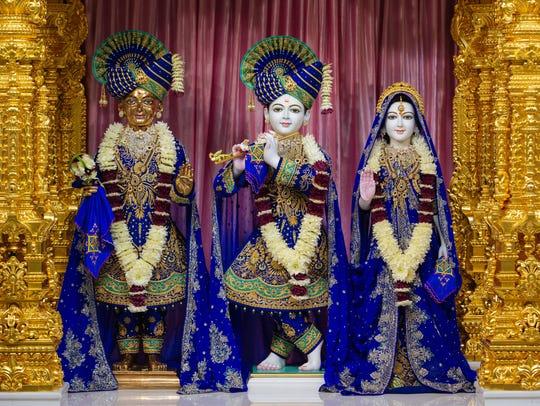 BAPS Shri Swaminarayan Mandir has been attracting those