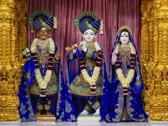 BAPS Shri Swaminarayan Mandir has been attracting those