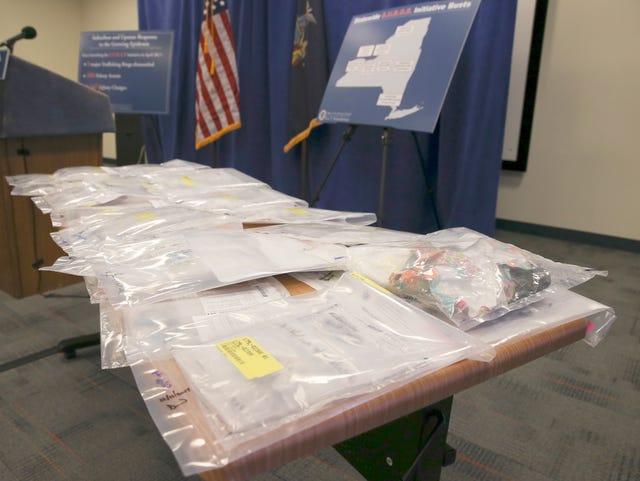 16 defendants in Hudson Valley drug ring enter guilty pleas