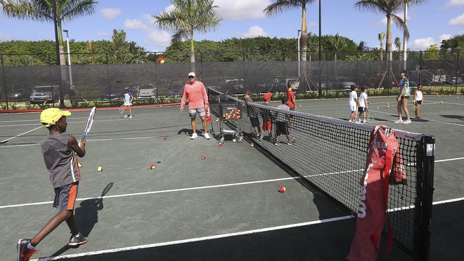 The Wellington Tennis Center, seen here during its grand opening in June 2015, is the latest Wellington facility to be closed because of the coronavirus.