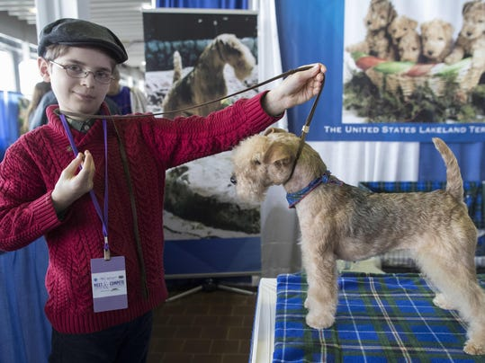 Westminster Dog Show Young Handlers (5)
