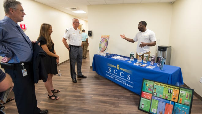 Brandywine Counseling & Community Services (BCCS) is opening a new treatment center in Milford that will offer assistance to people struggling with opioid addiction.