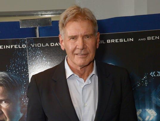 Harrison Ford 2013