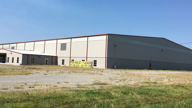 """A Canadian manufacturing company is reconsidering a move into the so-called """"spec building"""" in the Stewart-Houston County Industrial Park after officials lowered the price."""
