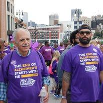 Zoo walk aims to help end Alzheimer's
