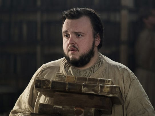 'Game of Thrones' actor John Bradley, who plays Samwell