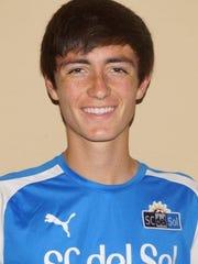 Brendan Hicks, from Desert Vista, is the Arizona Sports