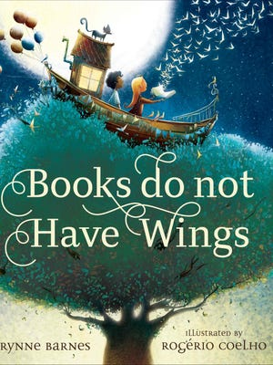 'Books Do Not Have Wings'