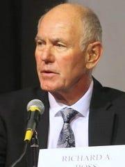 Mayor Richard Boss