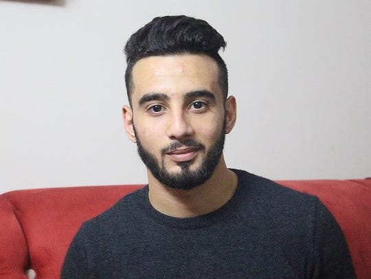 Ibrahim Tarazi, an unemployed mechatronics graduate,