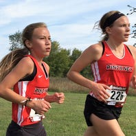 Top 5 (healthy) girls cross country runners in Livingston County