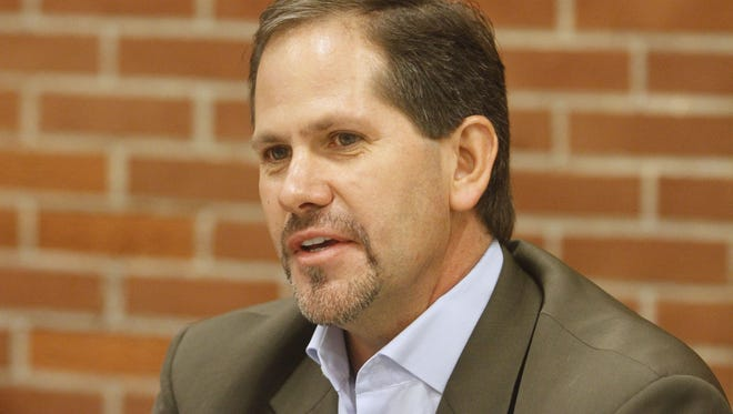 Rep. Knute Buehler in 2012.