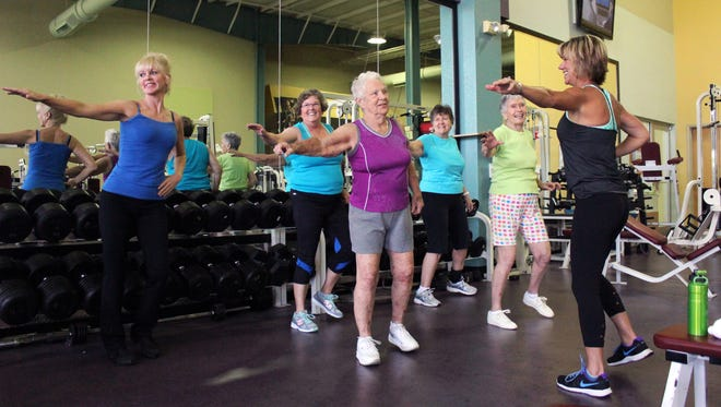 SHARE Club provides a full calendar of activities throughout the year to increase awareness of the benefits of regular exercise and encouraging the use of health and wellness programs for older adults.