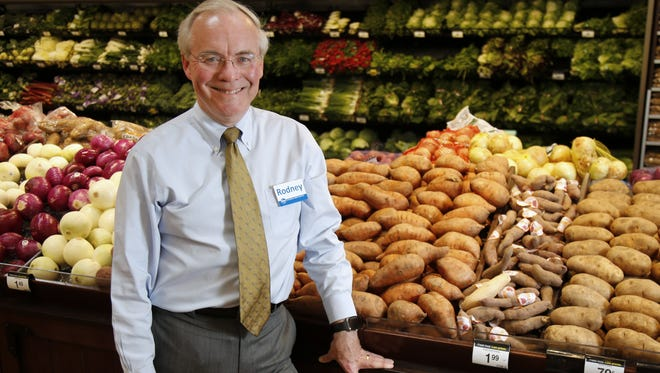Kroger CEO Rodney McMullen says the company will continue to invest in its Wisconsin stores.
