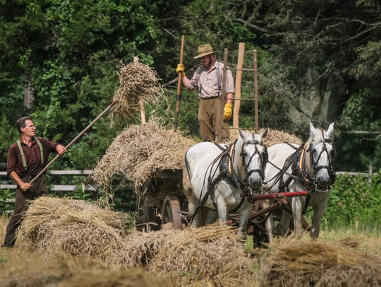 Travel back to the 1890s at Longstreet Farm in Holmdel.