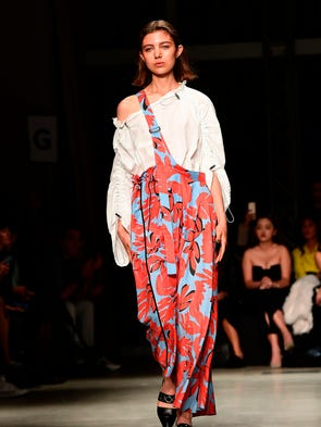 At the tail end of Milan Fashion Week on Sept. 25,