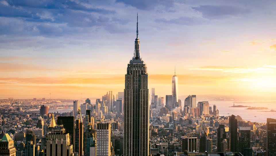 5. Empire State Building New York, New York One of