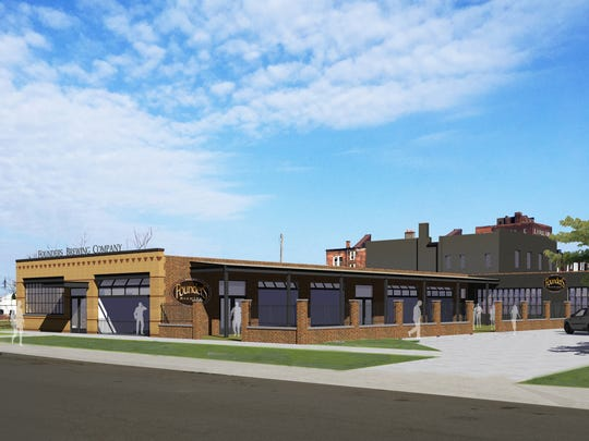 Founders Brewing Co., of Grand Rapids, is to open a