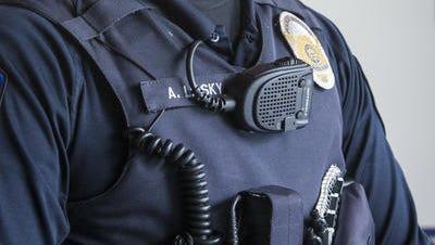 The names of officers should not be kept secret