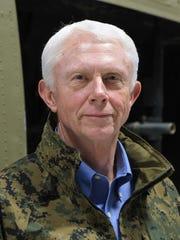 U.S. Rep. Jack Bergman (R-Watersmeet) represents Michigan's