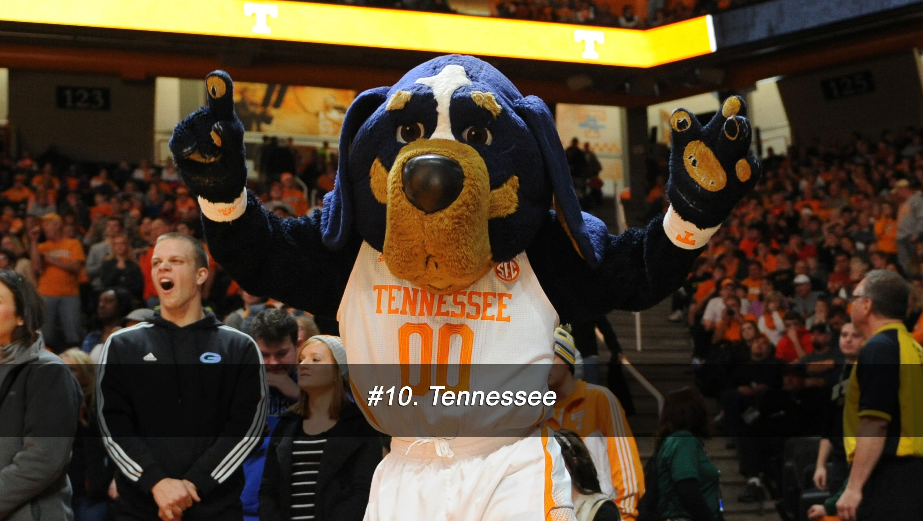 NCAA: 10 best college basketball mascots Ncaa College Mascots