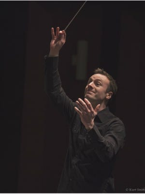 Wesley Schulz will become associate conductor of the North Carolina Symphony in Raleigh.