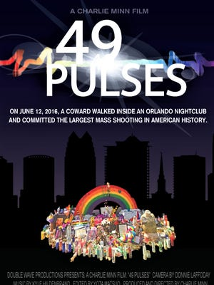 """49 Pulses"" poster"