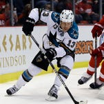 San Jose Sharks left wing Raffi Torres has been suspended for 41 games.
