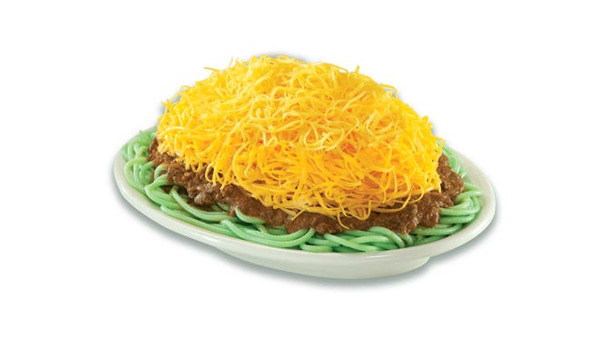 Skyline Chili Green Way is returning in celebration of St. Patrick's Day.