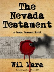 "Mara's latest novel, ""The Nevada Testament,"" is being released Thursday."