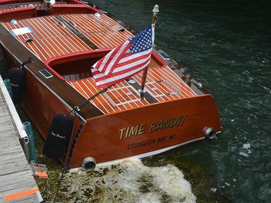 DCA 0815 Boat Fest Winner Time Bandit by Steve Reinke