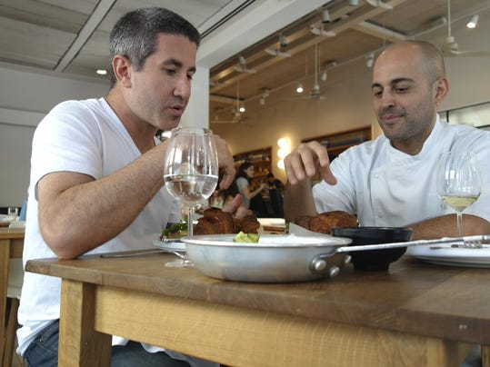 In Search of Israeli Cuisine art