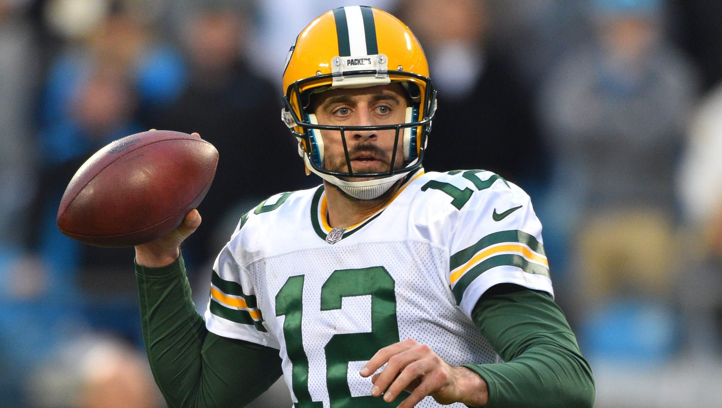 Aaron Rodgers Stats, News & Video - QB   NFL.com