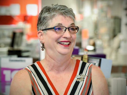 Longtime Herberger's employee Carol Truenow reminisces