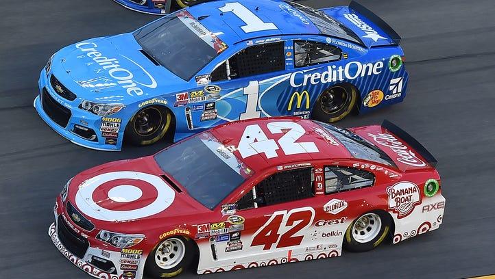 NASCAR unveils major changes to races, points