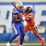 Broncos left to address issues after falling to Chargers