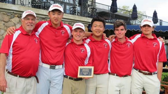 Bergen Catholic won Monday's Arcola Boys Invitational at Arcola Country Club in Paramus.