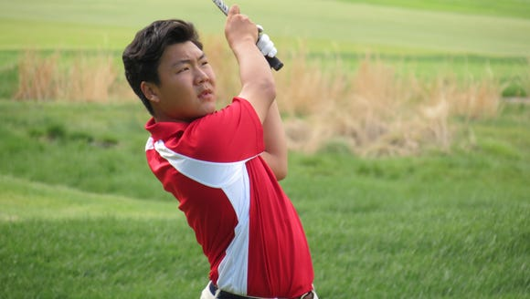 Bergen Catholic junior Chris Lee is a two-time first