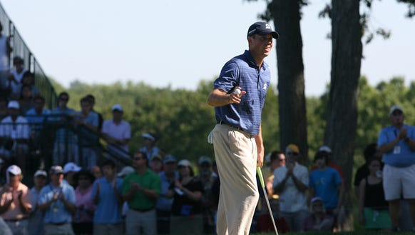 Matt Kuchar won the 2010 playing of the PGA Tour event