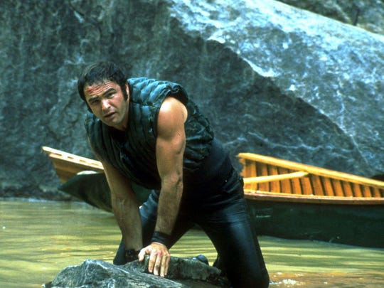 """Burt Reynolds portrayed Lewis Medlock in 1972's controversial and career-making """"Deliverance."""" He has said he thought it was his best film."""