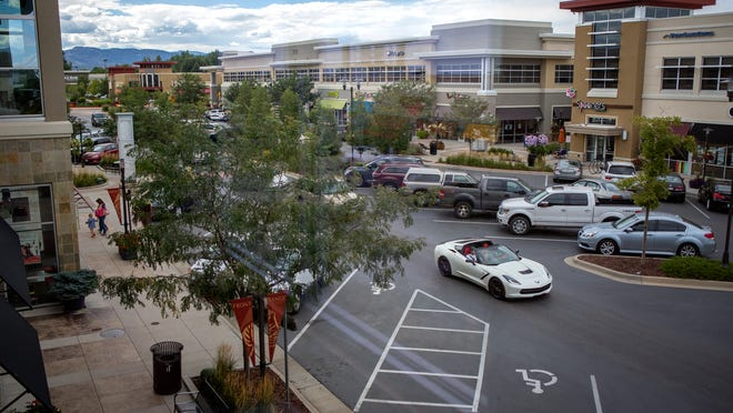Michigan-based real estate investment trust Ramco-Gershenson Properties Trust bought Front Range Village on Harmony Road for $128.3 million in 2014. The trust plans to expand the center and its community involvement.