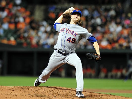 MLB: New York Mets at Baltimore Orioles